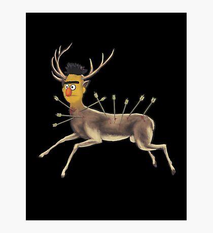 Bert Kahlo  - Deer Photographic Print