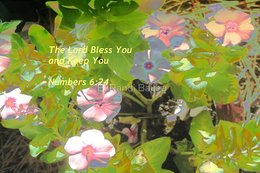 Blessings on you by ♥⊱ B. Randi Bailey