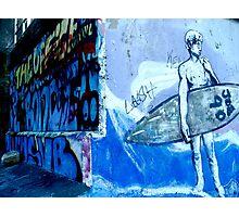 bondi blue Photographic Print