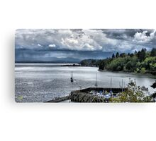 Everett Storm Canvas Print