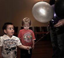 Emotional Balloons  by Pene Stevens