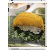Uni Sea Urchin Nigiri iPad Case/Skin