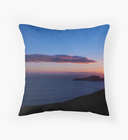 Headlands Throw Pillow