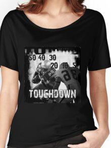 50..30..10..Touchdown! Women's Relaxed Fit T-Shirt