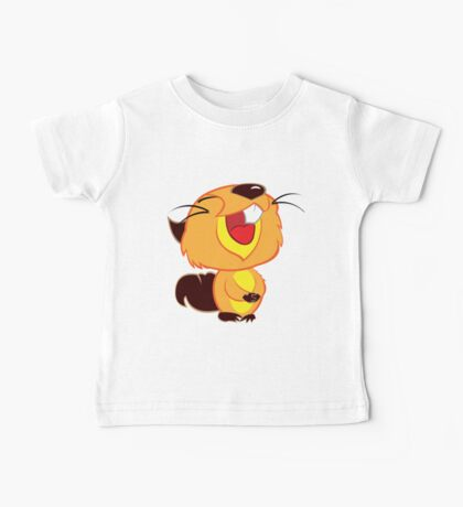 Laughing Squirrel Baby Tee