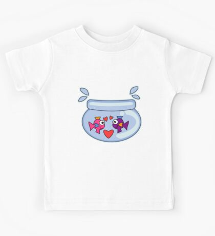 I am tangled in your love... Kids Tee