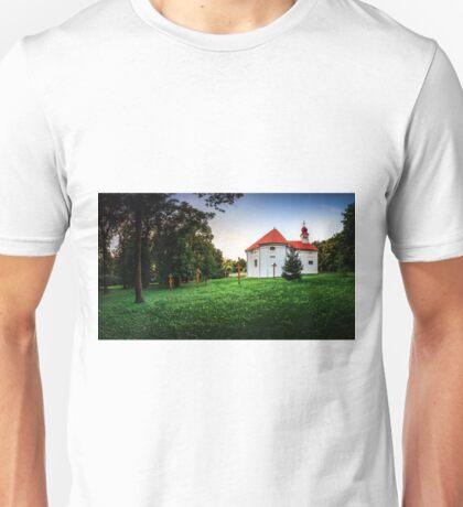 Chapel of St. Anne Unisex T-Shirt