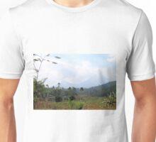 Volcanos National Park Rwanda, East Africa  Unisex T-Shirt