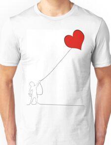 Love kite Unisex T-Shirt