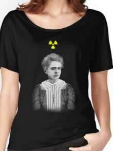 Marie Curie Women's Relaxed Fit T-Shirt