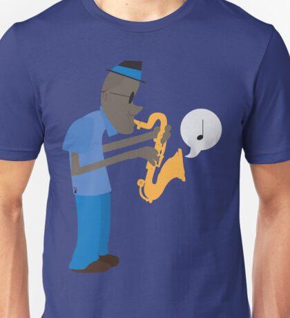 Jazz Man Unisex T-Shirt