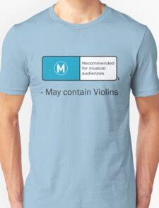 Musical T-Shirt