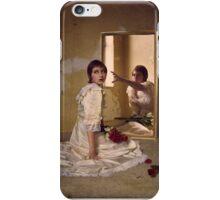Haunted Mirror iPhone Case/Skin