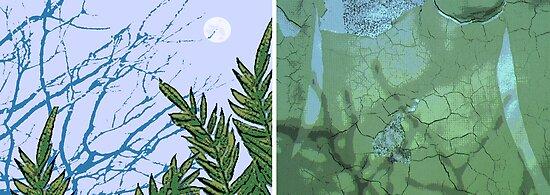Amanda Watson-Will's 'Hope (diptych)' by Art 4 ME