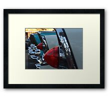 classic tails Framed Print