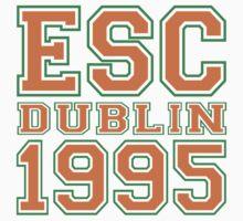 ESC Dublin 1995 [Eurovision] One Piece - Short Sleeve