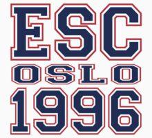 ESC Oslo 1996 [Eurovision] Kids Clothes