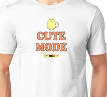 Cute Mode (Green) Unisex T-Shirt