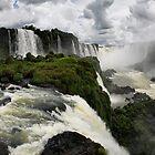 Iguazu Falls by Robyn Lakeman