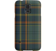 00299 Antrim County District Tartan  Samsung Galaxy Case/Skin