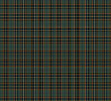 00299 Antrim County District Tartan  by Detnecs2013