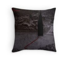 Resumption Throw Pillow