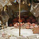 Lakeside Pot Store, Balasinor, Gujurat, India by RIYAZ POCKETWALA