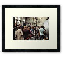CG10 Covent Garden Beer Festival, London, 1975. Framed Print