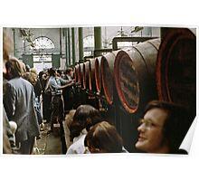 CG8 Covent Garden Beer Festival, London, 1975. Poster