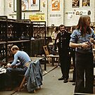 CG7 Covent Garden Beer Festival, London, 1975. by David A. L. Davies