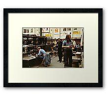 CG7 Covent Garden Beer Festival, London, 1975. Framed Print