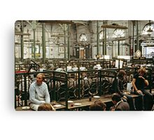 CG6 Covent Garden Beer Festival, London, 1975. Canvas Print