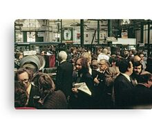 CG5 Covent Garden Beer Festival, London, 1975. Canvas Print