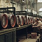 CG4 Covent Garden Beer Festival, London, 1975. by David A. L. Davies