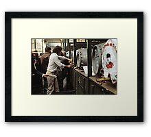 CG2 Covent Garden Beer Festival, London, 1975. Framed Print