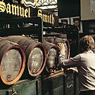 Covent Garden Beer Exhibition 1975 by David A. L. Davies