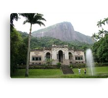 Rio de Janeiro Vista Canvas Print