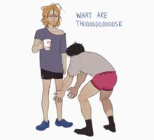What are Thooooose??! by Channybee
