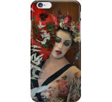 Flight of the Cranes iPhone Case/Skin