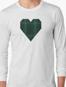 00300 Armagh County District Tartan  Long Sleeve T-Shirt
