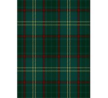 00300 Armagh County District Tartan  Photographic Print