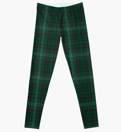 00300 Armagh County District Tartan  Leggings