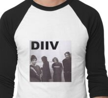 DIIV Band Photo Men's Baseball ¾ T-Shirt
