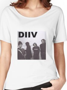 DIIV Band Photo Women's Relaxed Fit T-Shirt