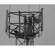Communications Photographic Print