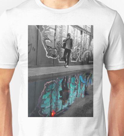 SPILL. (Brick Lane, London) Unisex T-Shirt