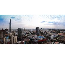 Saigon By Day Ho Chi Minh City Vietnam Photographic Print