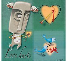 Cupid – Love hurts by KenRinkel
