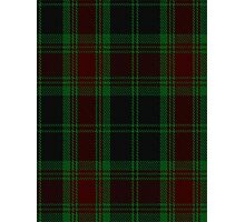 00302 Carlow County District Tartan  Photographic Print