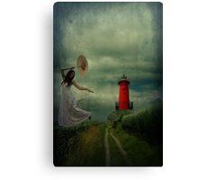 Wind Dancing Canvas Print